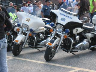 Cop Bikes2