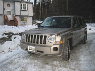 Jeep Front