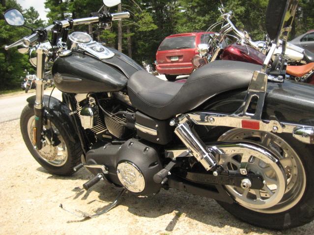 SP brother 2 bike