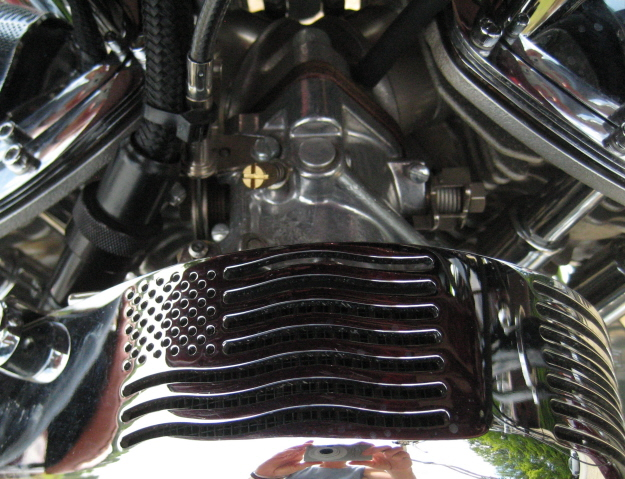 SP Dads air cleaner