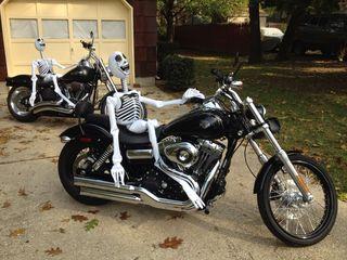 Halloween bikes 2011