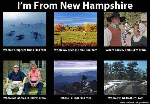 I'm From NH