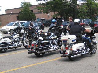 Police escorts