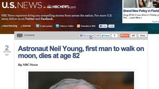 Neil Young Mistake