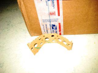 Cardboardpieceflat