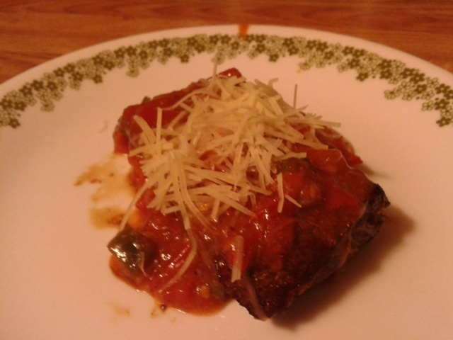 Steak Pizzaiola-sm