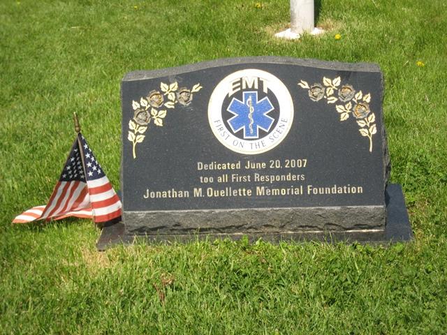 First Responder memorial