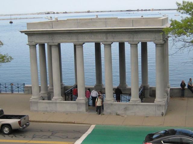 Rock columns