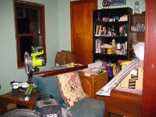 Craftroom mess