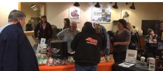 LOH Bake sale-raffle 3-18-17