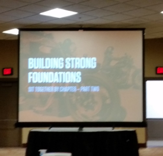 Calss 4-building strong foundations