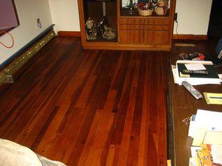 LR floor after