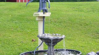 Jessicas fountain