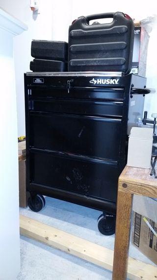 Husky Tool Cabinet