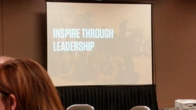 2nd class - inspire thru leadership