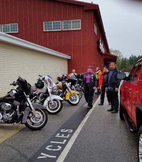 Bikes lined up with Michelle-Blake-Darlen-Sandy-sm