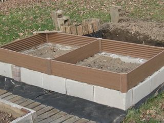 New 3rd raised bed