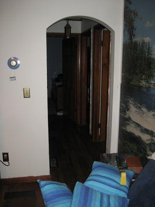Hallway door start