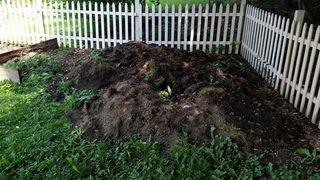 Dirt pile 1