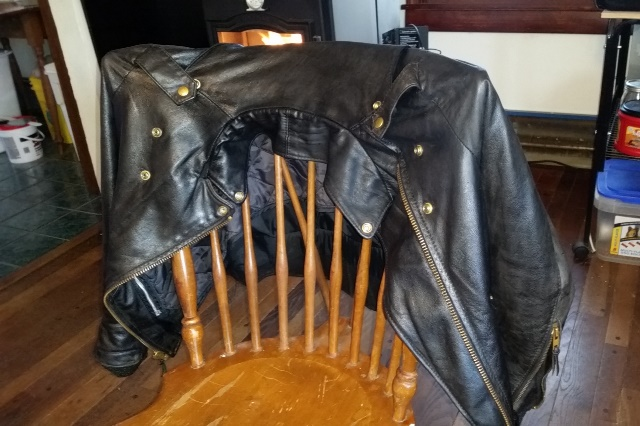 Jacket conditioned