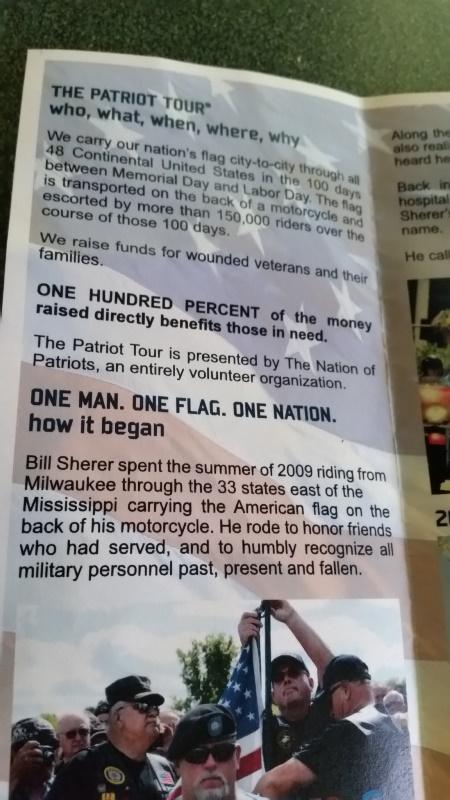 Patriot Flag Tour pg 2