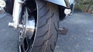 New rear tire Dunlop American Elite