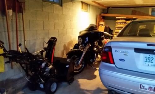 Full Garage 10-27-18