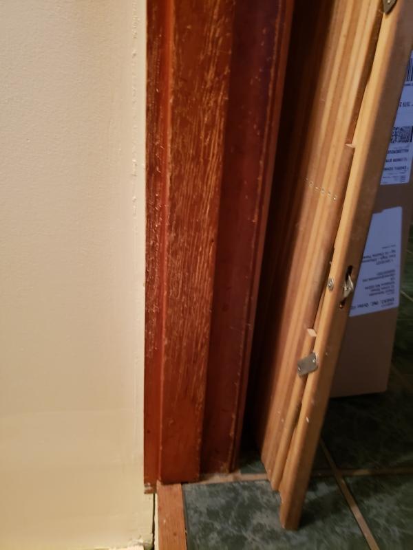 Stair Doorway scratches-trnd