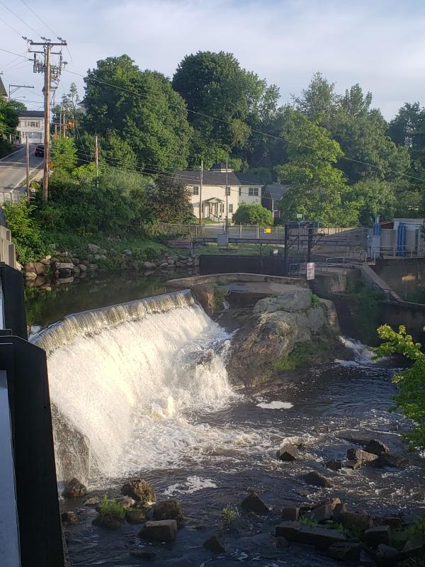 Dam from bridge street-trnd