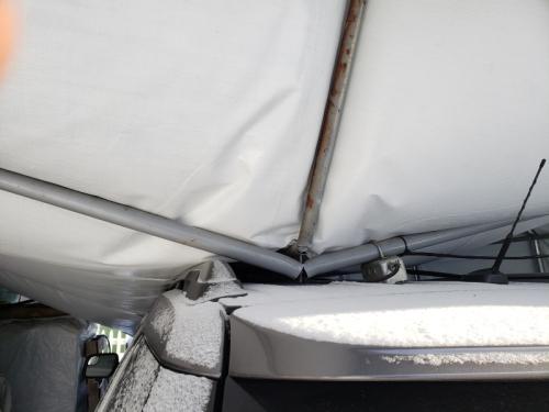 Tent flat roof-trnd