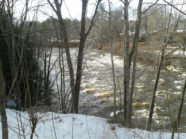 River at Mill St
