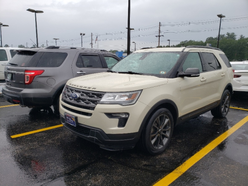 2014 and 2018 Explorer side by side 1