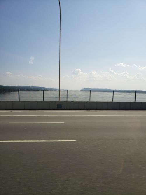 Hudson River Bridge 4-trnd